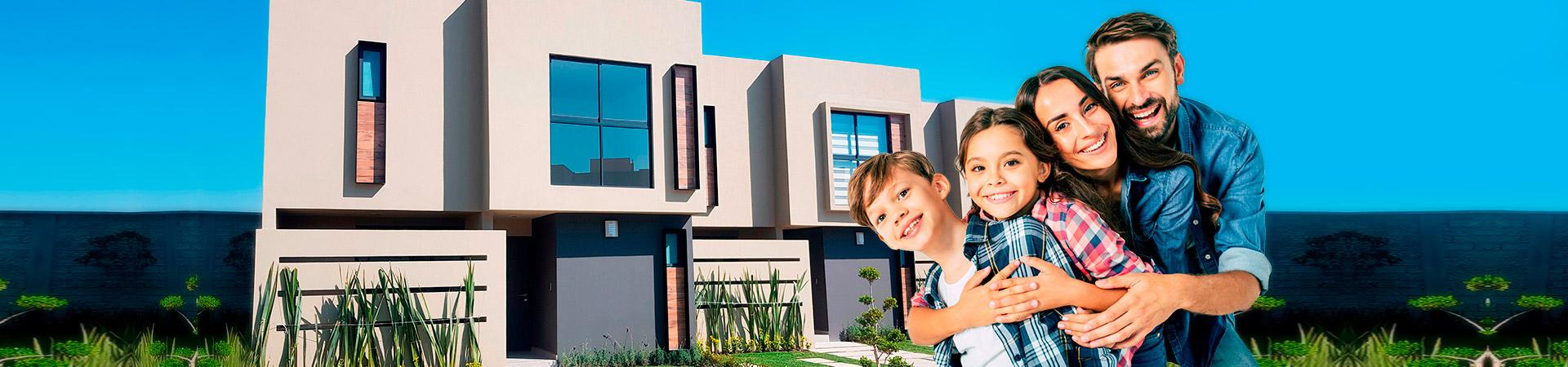 Imagen de casas de La Perla